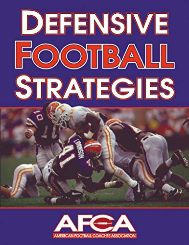 9780736001427: Defensive Football Strategies (American Football Coaches Association)