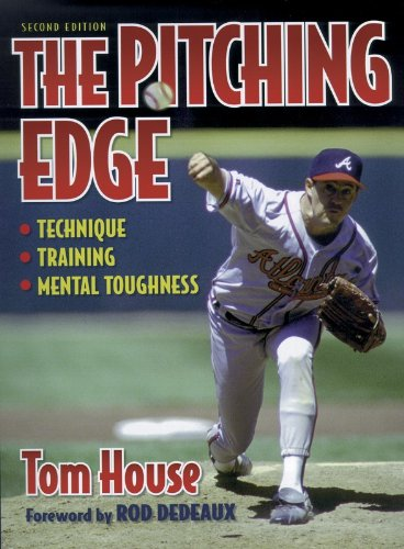 9780736001557: The Pitching Edge-2nd