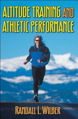 9780736001571: Altitude Training and Athletic Performance
