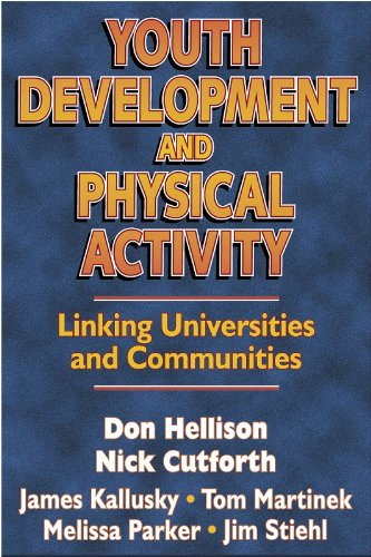 9780736001601: Youth Development and Physical Activity: Linking Universities and Communities