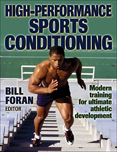 9780736001632: High-Performance Sports Conditioning