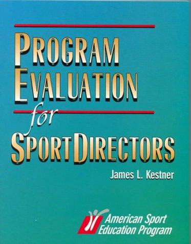 9780736002493: Sport Director Series