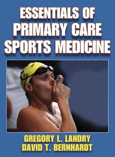 9780736003230: Essentials of Primary Care Sports Medicine
