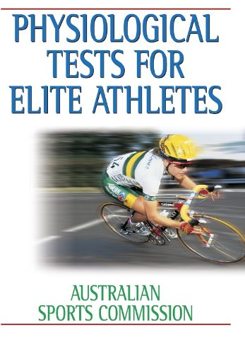 9780736003261: Physiological Tests for Elite Athletes