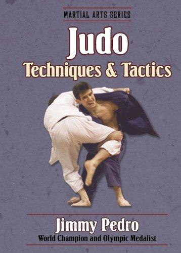 Judo Techniques & Tactics: Pedro, Jimmy;Durbin, William