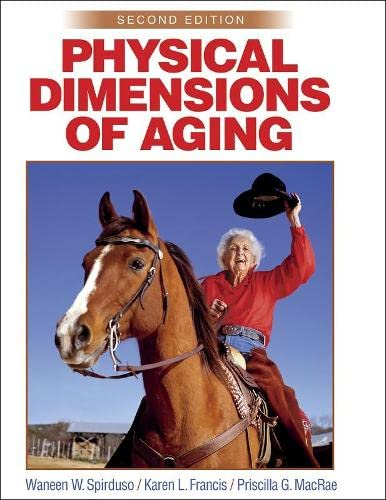 9780736033152: Physical Dimensions of Aging, 2nd Edition
