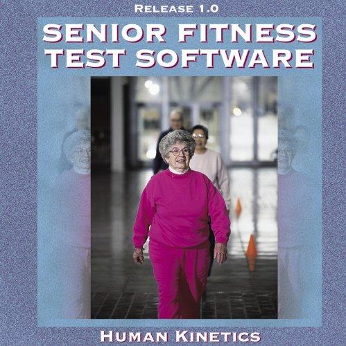 9780736033589: Senior Fitness Test Software
