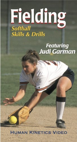 9780736034197: Fielding: Softball Skills and Drills Video - NTSC [VHS]
