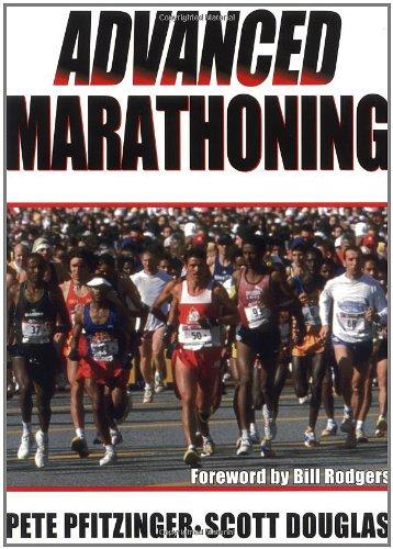 9780736034319: Advanced Marathoning