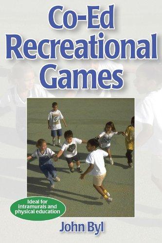Co-Ed Recreational Games: Byl, John