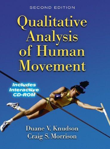 9780736034623: Qualitative Analysis of Human Movement