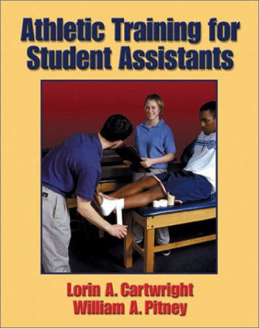 9780736036221: Athletic Training for Student Assistants