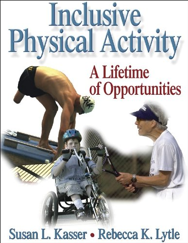 9780736036849: Inclusive Physical Activity: A Lifetime of Opportunities