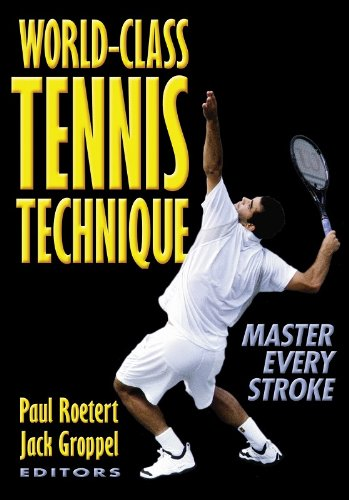 9780736037471: World-Class Tennis Technique