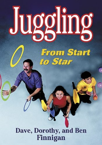 9780736037501: Juggling: From Start to Star