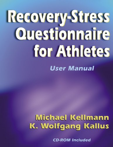 9780736037761: The Recovery-Stress-Questionnaire for Athletes: User Manual