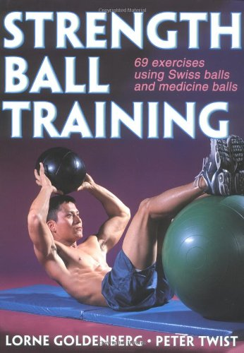 9780736038287: Strength Ball Training