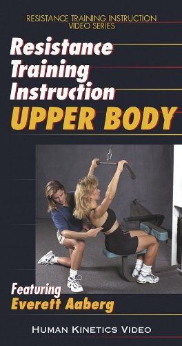 9780736038546: Resistance Training Instruction Upper Body NTSC