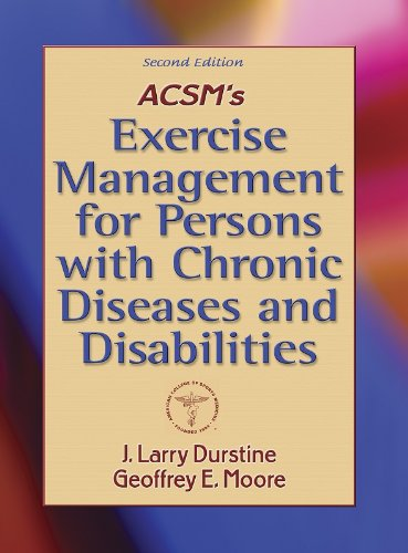 9780736038720: ACSM's Exercise Management for Persons with Chronic Diseases and Disabilities-2nd Edition