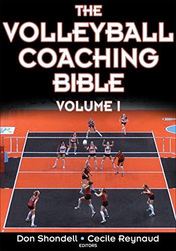 9780736039673: The Volleyball Coaching Bible (The Coaching Bible Series)