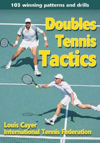 9780736040044: Doubles Tennis Tactics DVD