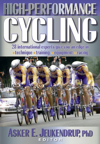 9780736040211: High-Performance Cycling