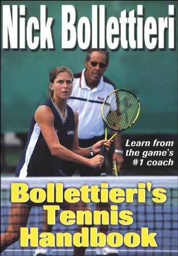 9780736040365: Bollettieri's Tennis Handbook