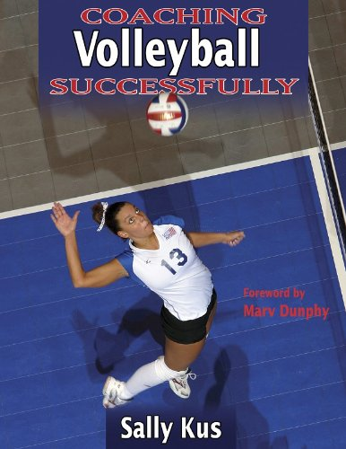 9780736040372: Coaching Volleyball Successfully (Coaching Successfully Series)