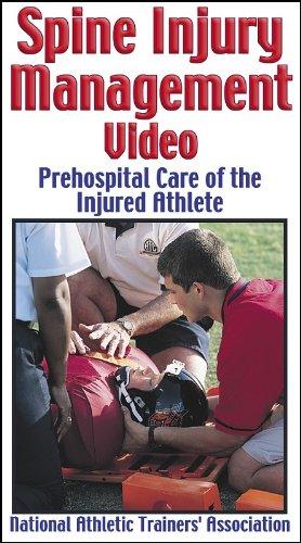 9780736040778: Spine Injury Management Video - NTSC [VHS]