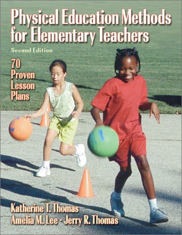 9780736041065: Physical Education Methods for Elementary Teachers-2nd Edition