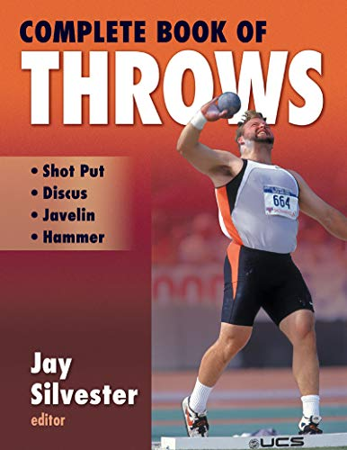 9780736041140: Complete Book of Throws