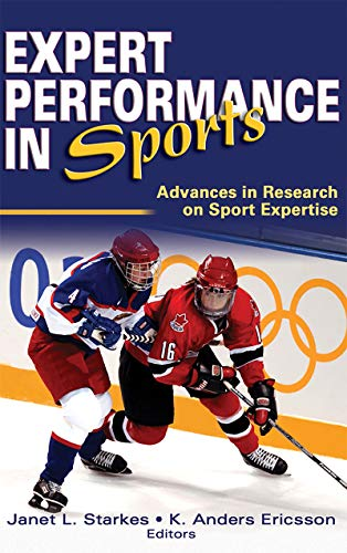 9780736041522: Expert Performance in Sports: Advances in Research on Sport Expertise
