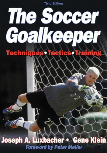 9780736041805: The Soccer Goalkeeper - 3rd Edition