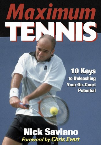 9780736042000: Maximum Tennis:10 Keys to Unleashing Your On-Court Potential