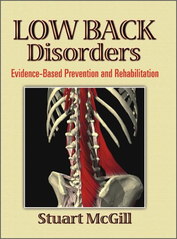 9780736042413: Low Back Disorders: Evidence-Based Prevention and Rehabilitation