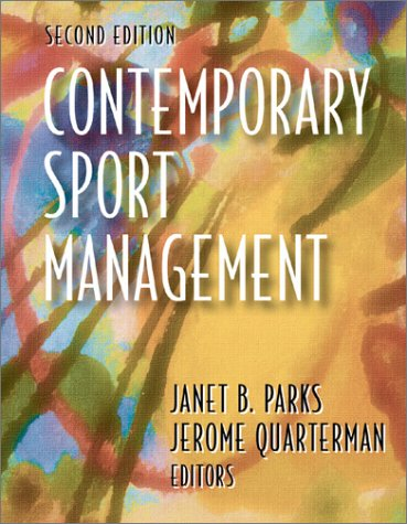 9780736042437: Contemporary Sport Management