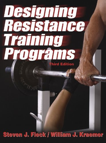 9780736042574: Designing Resistance Training Programs