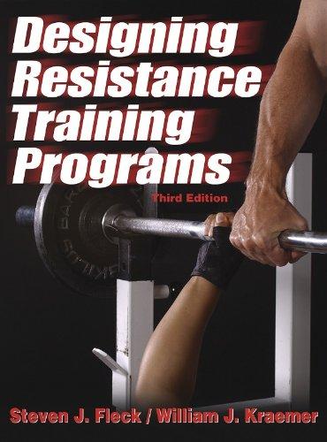 9780736042574: Designing Resistance Training Programs - 3rd
