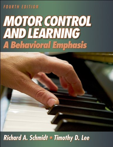 9780736042581: Motor Control And Learning: A Behavioral Emphasis, Fourth Edition