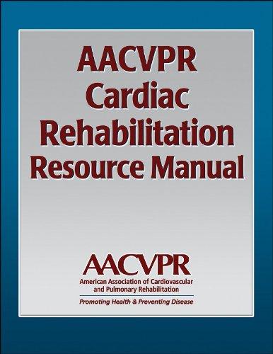 9780736042697: AACVPR Cardiac Rehabilitation Resource Manual