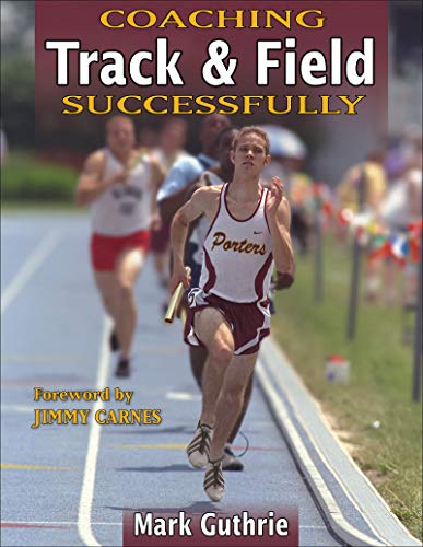 9780736042741: Coaching Track & Field Successfully (Coaching Successfully Series)