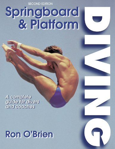 9780736043786: Springboard and Platform Diving - 2nd Edition