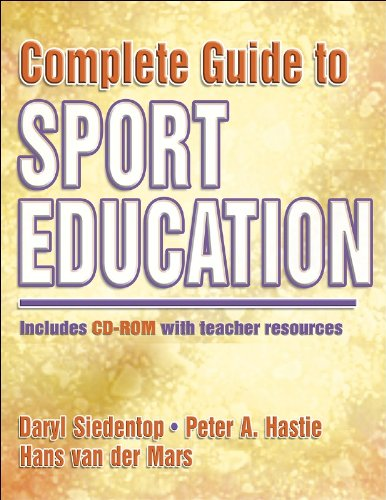 9780736043809: Complete Guide to Sport Education