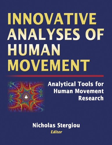 9780736044677: Innovative Analyses of Human Movement