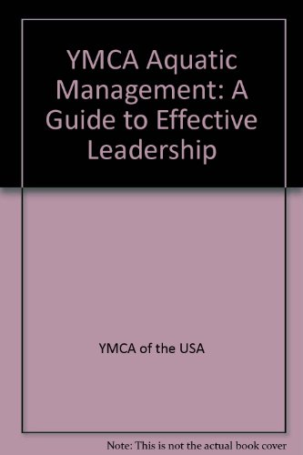 9780736044752: Ymca Aquatic Management: A Guide to Effective Leadership