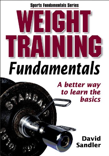 9780736044882: Weight Training Fundamentals (Sports Fundamentals Series)