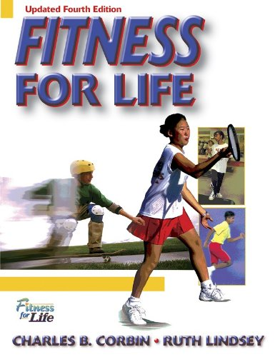 9780736044936: Fitness for Life-Updated 4th Edition-Cloth