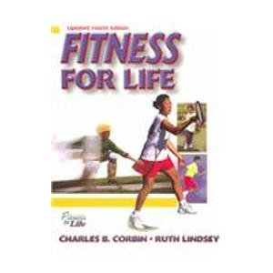 9780736044943: Fitness for Life Updated 4th Edition - Paper