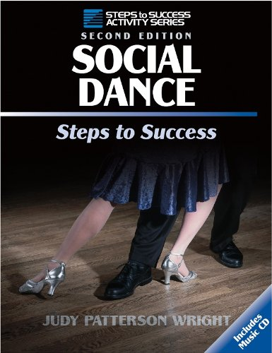 9780736045056: Social Dance: Steps to Success, 2nd Edition (Steps to Success)
