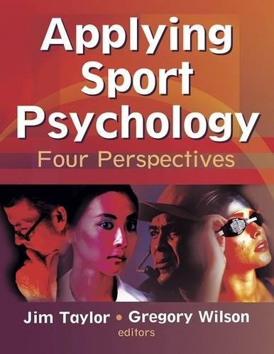 9780736045124: Applying Sport Psychology: Four Perspectives
